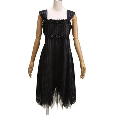 フォーマル レディース レンタル 結婚式 服装 11号-13号 黒 ワンピース kg0352a レディースドレス ゲストドレス 20代 30代 40代 あすつく 送料無料
