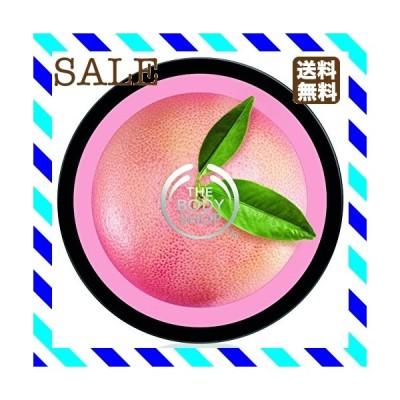 ザ・ボディショップ ピンク グレープ フルーツ ボディ バター 200ml [並行輸入品]
