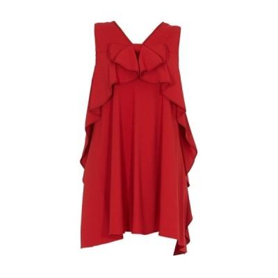 レッドヴァレンティノ レディース ワンピース トップス REDValentino Ruffled Mini Dress -