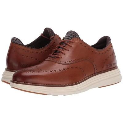 コールハーン Original Grand Ultra Wing Ox メンズ スニーカー 靴 シューズ CH British Tan Leather/Ivory