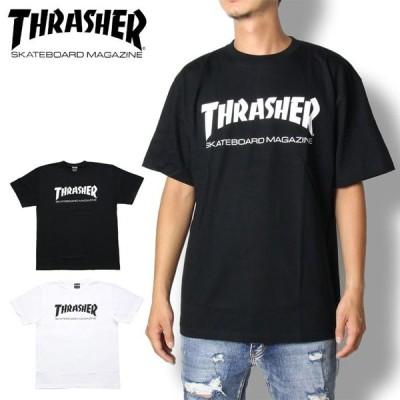 スラッシャー THRASHER Tシャツ 半袖Tシャツ メンズ レディース ブランド 大きいサイズ MAG LOGO S/S TEE TH8101