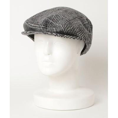 BEAMS WOMEN / BEAMS BOY / チェック ハンチング WOMEN 帽子 > ハット