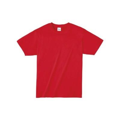 ライトウエイトTシャツ J レッド サイズ150 39676