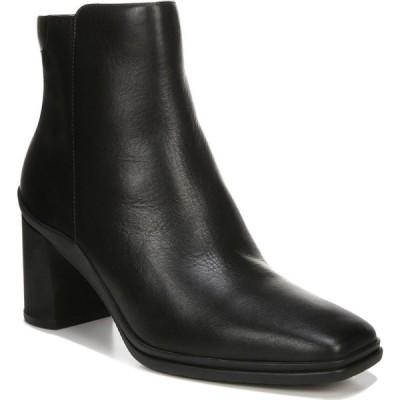 ナチュラライザー Naturalizer レディース ブーツ ブーティー シューズ・靴 Avery Booties Black Waterproof Leather