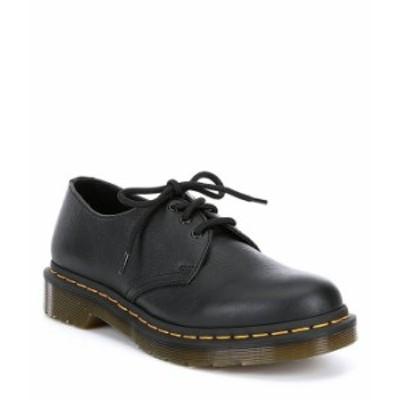 ドクターマーチン レディース オックスフォード シューズ 1461 Leather Shoes Black