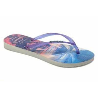 Havaianas メンズサンダル Havaianas Flip flops Slim Paisage Multicolor?