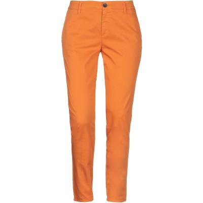 デパートメント 5 DEPARTMENT 5 パンツ オレンジ 25 コットン 97% / ポリウレタン 3% パンツ