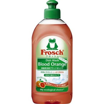 フロッシュ 食器用洗剤 ブラッドオレンジの香り (300ml)