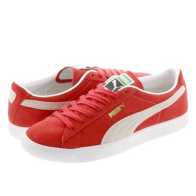 PUMA SUEDE VTG プーマ スウェード ヴィンテージ HIGH RISK RED/WHITE 374921-06