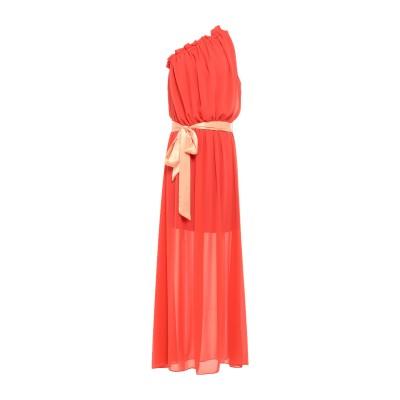 アニヤバイ ANIYE BY ロングワンピース&ドレス コーラル S ポリエステル 100% ロングワンピース&ドレス
