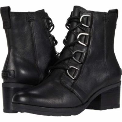 ソレル SOREL レディース シューズ・靴 Cate(TM) Lace Black
