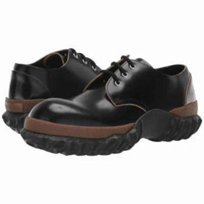 マルニ 革靴・ビジネスシューズ Double Sole Oxford Black