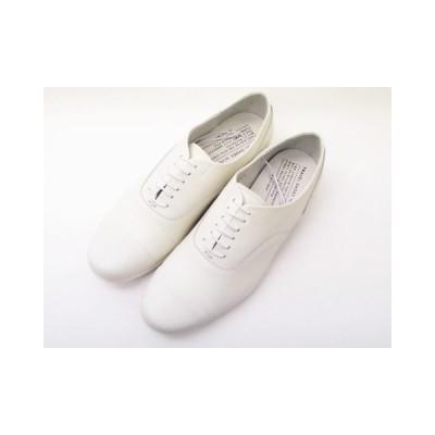 トラベルシューズバイショセ ストレートチップシューズ TR-001 ホワイト WHITE レディース 靴