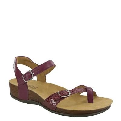 サス レディース サンダル シューズ Pampa Printed Weave Leather Sandals