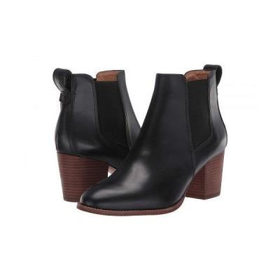 Madewell レディース 女性用 シューズ 靴 ブーツ アンクルブーツ ショート Regan Boot - True Black