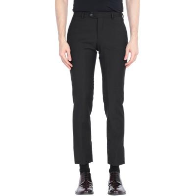 マニュエル リッツ MANUEL RITZ パンツ ブラック 44 ポリエステル 54% / バージンウール 44% / ポリウレタン 2% パンツ