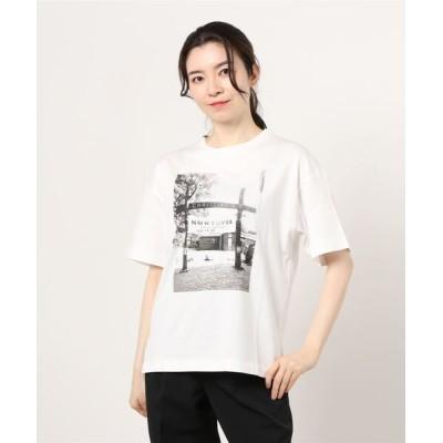 tシャツ Tシャツ Kiira ORGANIC COTTON PHOTO TEE