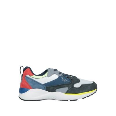 ペペ ジーンズ PEPE JEANS スニーカー&テニスシューズ(ローカット) ライトグレー 40 紡績繊維 / 革 スニーカー&テニスシューズ(ロ