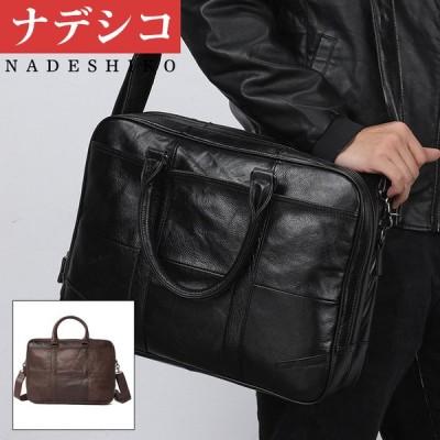 ハンドバッグ トートバッグ メンズ 本革 2way 手提げバッグ ショルダーバッグ  おしゃれ  トレンド  レザー 手提げ 斜めがけ ビジネスバッグ 通勤通学 鞄