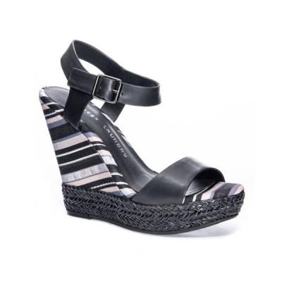 チャイニーズランドリー レディース サンダル シューズ Mahalo Women's Wedge Sandals