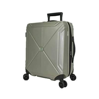 [プレジデント]President 軽量スーツケース Sサイズ 機内持込 20インチ (ライトブラウン)