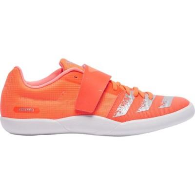 アディダス adidas メンズ 陸上 シューズ・靴 adiZero Discus/Hammer Signal Coral/Silver Metallic/Footwear White