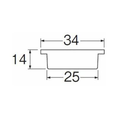 SANEI 防虫目皿 VPパイプ管用 網#16ステンレス 呼び25 H440-25