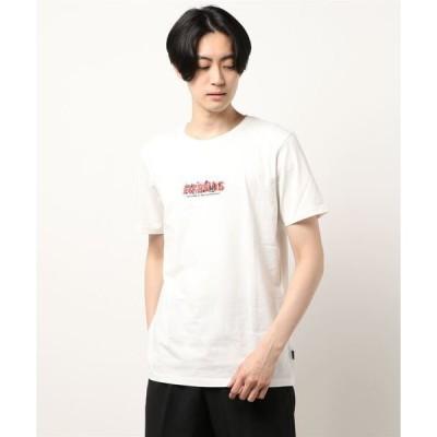 tシャツ Tシャツ DESIGN TEE/AFENDS(アフェンズ)半袖バックプリントTシャツ