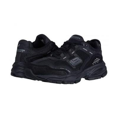 SKECHERS スケッチャーズ メンズ 男性用 シューズ 靴 スニーカー 運動靴 Vigor 2.0 Nanobet - Black/Black