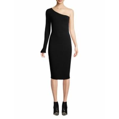 ダイアンフォンファステンバーグ レディース ワンピース One Shoulder Knit Dress