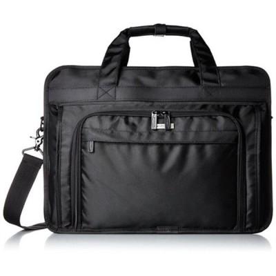 【人気商品】【マックレガー】通勤PC対応多機能バッグ【ビジネス】 ブラック