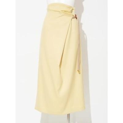 ホイップドスキンセミタイトスカート