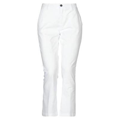デパートメント 5 DEPARTMENT 5 パンツ ホワイト 25 コットン 97% / ポリウレタン 3% パンツ