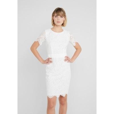 フューゴ ワンピース レディース トップス KLEAS - Shift dress - natural