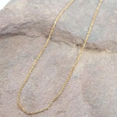 ブレスレット K10 イエローゴールド ダブルスクリュー 長さ18cm 人気の定番デザイン 高品質ブレスレット シンプル