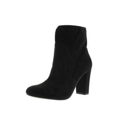 チャイニーズランドリー ブーツ 靴 Chinese Laundry 7437 レディース Bailey ブラック アンクルブーツ シューズ 8 ミディアム (B,M) BHFO