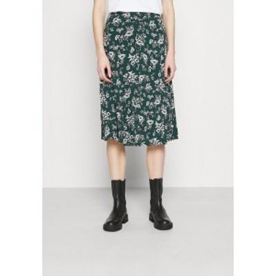 ヴィラ レディース スカート ボトムス VILITIN BUTTON SKIRT - A-line skirt - ponderosa pine ponderosa pine