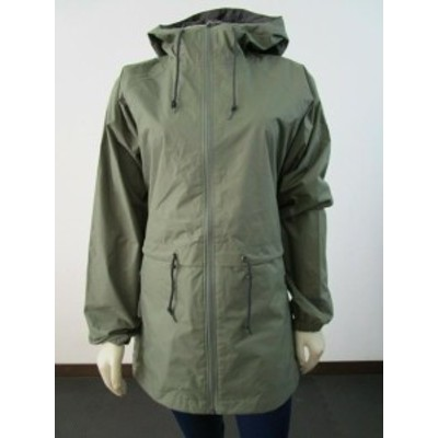 columbia コロンビア ファッション 衣類 NWT Womens M Columbia Arcadia Casual Waterproof Rain Trench Hooded Jacket - Sage