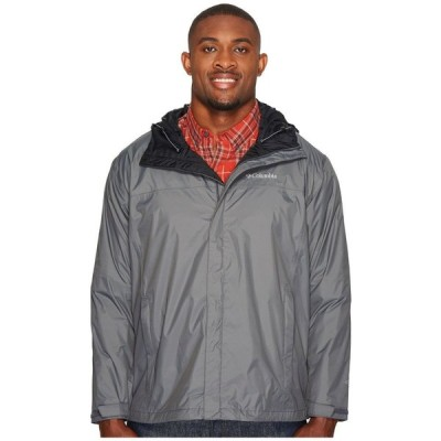 コロンビア Columbia メンズ ジャケット 大きいサイズ アウター Big & Tall Watertight(TM) II Jacket Graphite