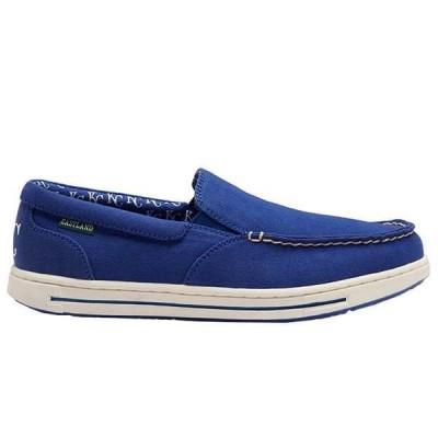 イーストランド メンズ スニーカー シューズ Surf MLB Royals Embroidery Slip On Shoes