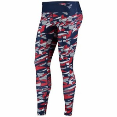 Forever Collectibles フォーエバー コレクティブル スポーツ用品  New England Patriots Womens Navy NFLxFIT Quick