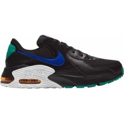 ナイキ メンズ エアマックス エクシー Nike Air Max Excee スニーカー Black/Hyper Blue/Neptune Green