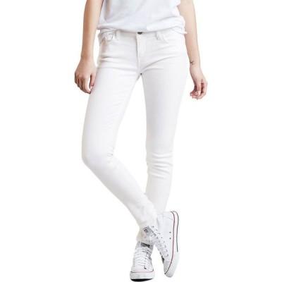 リーバイス LEVI'S レディース ジーンズ・デニム スキニー ボトムス・パンツ 535 Super Skinny Jeans SFT WHT ACT DRP