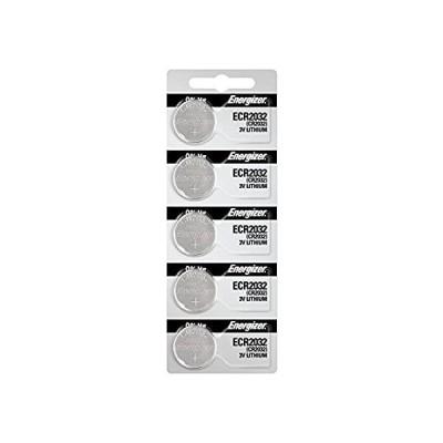 特別価格Energizer (エナジャイザー) CR2032 リチウム電池 3V 1パック5個入り好評販売中