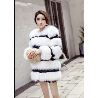 ファーコート ジャケット レディース ショートコート 毛皮コート フェイクファー 高級アウター ふわふわ ファッション カジュアル 秋冬 暖かい 可愛い 人気