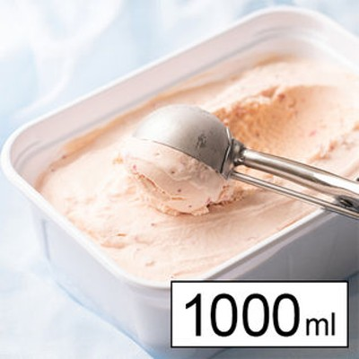【1000ml】フルーツソムリエが作ったあまおうアイス