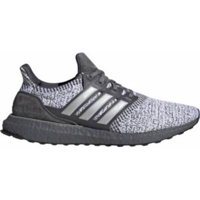 アディダス メンズ スニーカー シューズ adidas Men's Ultraboost DNA Running Shoes Grey/Silver