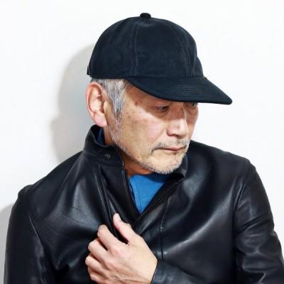 6方キャップ 秋冬 SIMPLE LIFE キャップ 帽子 メンズ シンプルライフ CAP 帽子 黒 ブラック