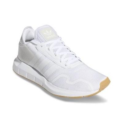 アディダス メンズ スニーカー シューズ Men's Swift Run X Casual Sneakers from Finish Line Footwear White, White
