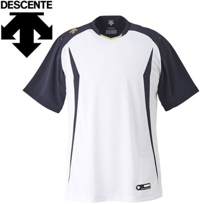 デサント ベースボールシャツ DB-120-SWSN ゆうパケット配送